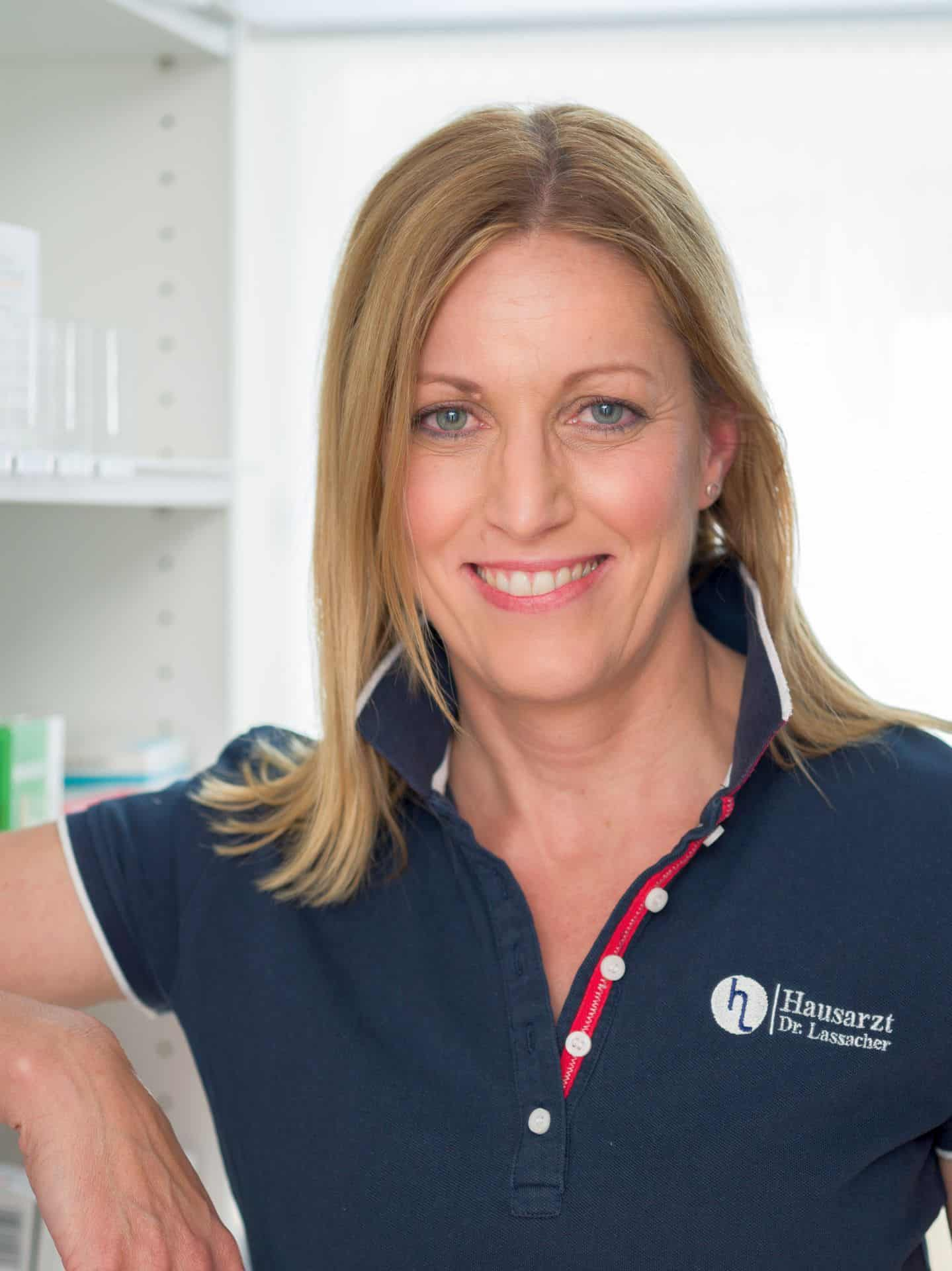 Petra Lassacher - Hausarzt Dr. Lassacher